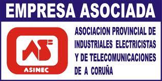 empresa asociada ASINEC